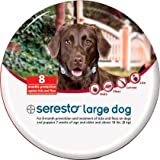 Seresto 8 Month Flea & Tick Collar for Large Dogs