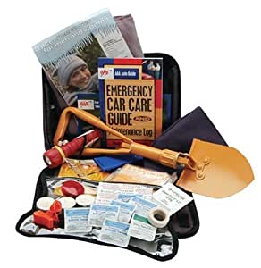 AAA 65-Piece Winter Severe Weather Travel Kit