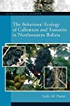 Behavioral Ecology of Callimicos and...