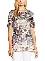VIRIATO Camiseta Manga Corta (Negro / Multicolor)