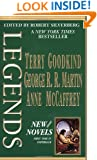 Legends 2 : Short Novels by the Masters of Modern Fantasy