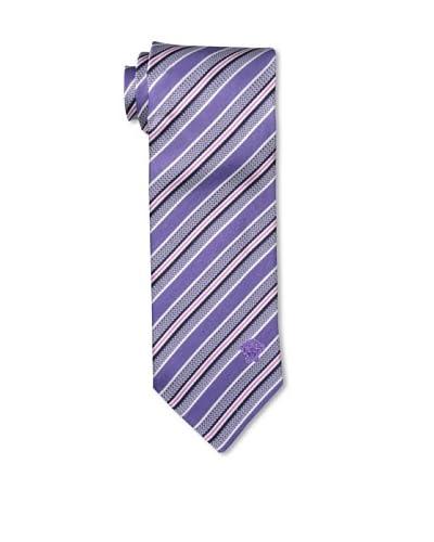 Versace Men's Tie, Purple