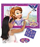 Amscan Sofia First Game Pin the Amulet Party Accessory