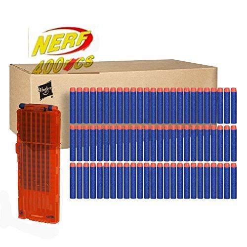 Yosoo-400pcs-72cm-Refill-Bullet-Darts-and-a-clip-for-Nerf-N-strike-Elite-Series-Blasters-Kid-Toy-Gun
