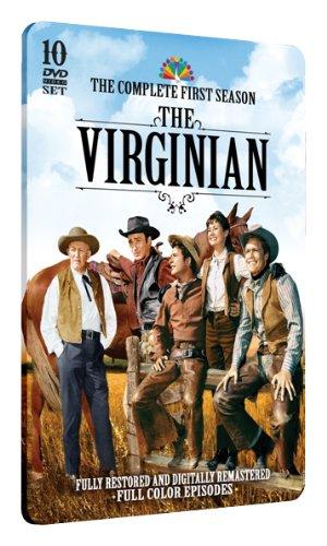 Virginian: Complete Season 1 [DVD] [Import]