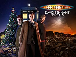 Doctor Who: David Tennant Specials