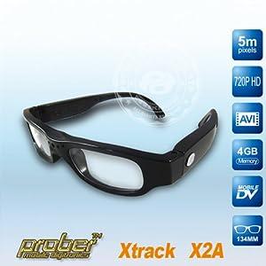 HD 720P Spy Video Camera Eyewear Glasses DVR video recorder glasses