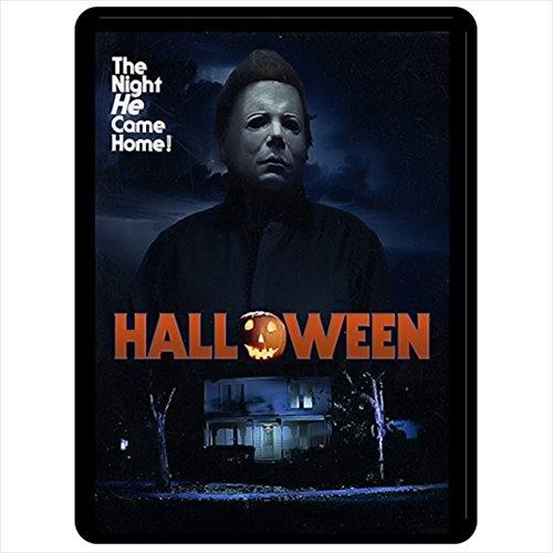 Michael Myers Halloween Throw Blanket