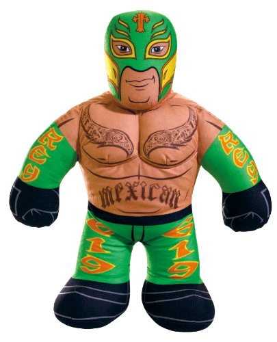 Imagen de Amigos de la WWE Brawlin 'Rey Mysterio Figura de peluche
