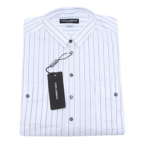 10704 camicia short sleeve DOLCE&GABBANA D&G camicie uomo shirt men [42]