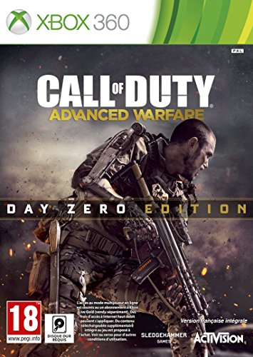 Call of Duty : Advanced Warfare – édition Day Zero