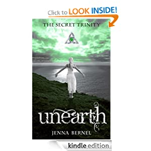 Kindle Book Bargains: The Secret Trinity: Unearth (Fae-Witch Trilogy, Book 1), by Jenna Bernel. Publisher: Createspace (April 30, 2012)