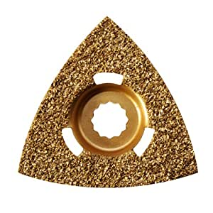 Rockwell RW9116 Sonicrafter Triangular Carbide Rasping, 1-Piece