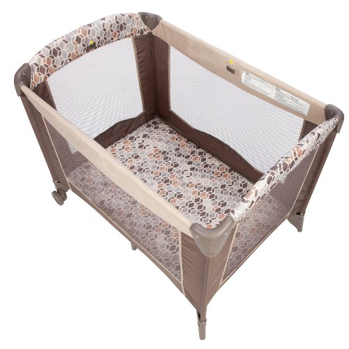 Safety 1st Sweet Wonder Play Yard, Cubes