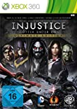 Injustice - Ultimate Edition (XBOX 360)
