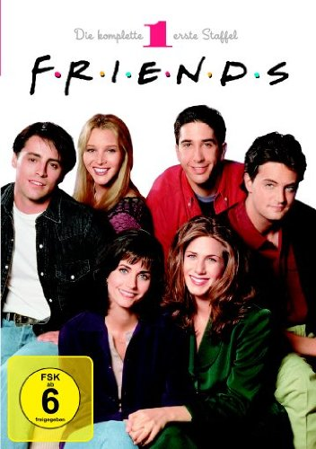 Friends - Die komplette Staffel 01 [4 DVDs]