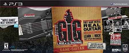 Power Gig: Rise of the SixString Guitar Bundle