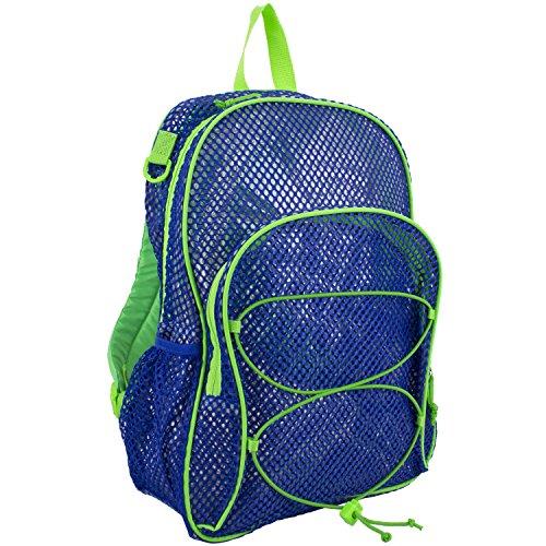eastsport-mesh-backpack-green-bungee