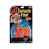 Fantastic Four > Human Torch (Glow-in-the-Dark) Action Figure ~ Fantastic 4