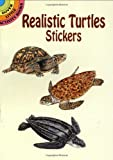Realistic Turtles Stickers (Dover Little Activity Books Stickers) (0486407403) by Sy Barlowe
