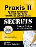 Praxis II Special Education Preschool Early Childhood
