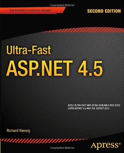 Ultra-Fast ASP.NET 4.5