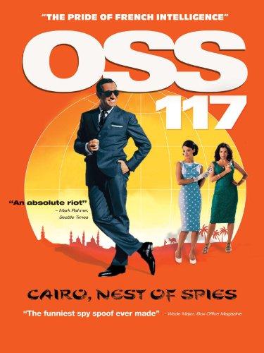 Amazon.com: OSS 117: Cairo, Nest of Spies (English