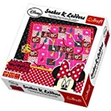 Disney Minnie Snakes and Ladders Game