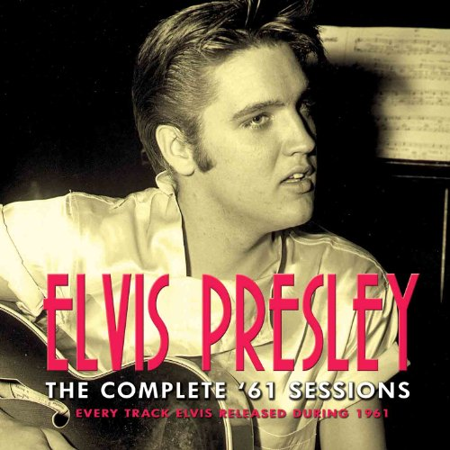 The-Complete-61-Sessions-Elvis-Presley-Audio-CD