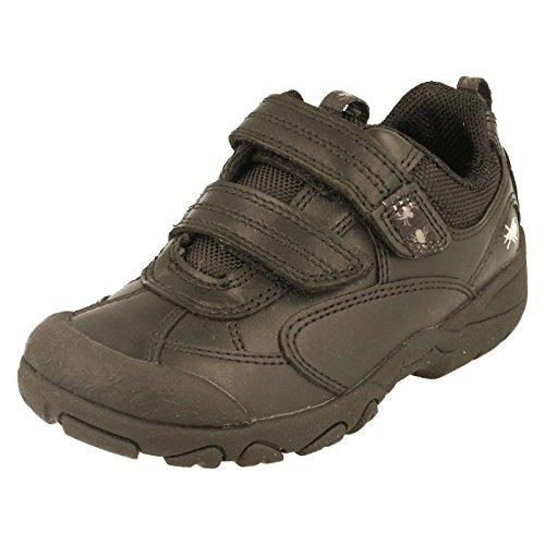 Start-rite, Sneaker bambini nero Black, nero (Black), 43 1/3 EU