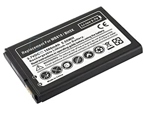 Aria-Motorola BH5X Droid X MB810 Droid X2 MB870 Verizon Cell Phone Replacement Battery New