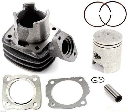 Cylinder Piston Ring Gasket Assembly Kit for 1984-1987 Honda Spree NQ50 Scooter (Honda Spree compare prices)