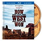 51UBsEFEGvL. SL160  How the West Was Won (Blu ray Book) [Blu ray]