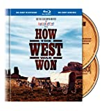How the West Was Won (Blu-ray Book Packaging) ~ George Peppard