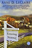 img - for Entering Normal (Ballantine Reader's Circle) book / textbook / text book