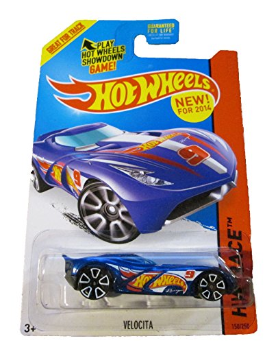 Hot Wheels - 2014 HW Race 150/250 - Velocita