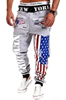 MT Styles - New York R-520 - Pantalon de sport
