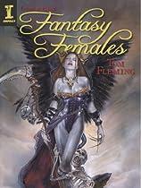 Free Draw & Paint Fantasy Females Ebooks & PDF Download