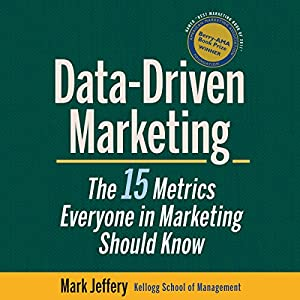 Data-Driven Marketing Audiobook