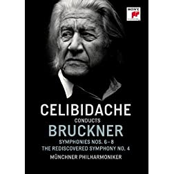 Sergiu Celibidache Conducts Bruckner