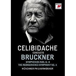 Sergiu Celibidache Conducts Bruckner