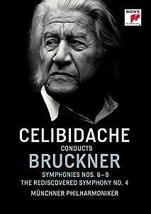 Sergiu Celibidache Conducts Bruckner [DVD] [2012]