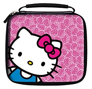 Hello Kitty Squishy Carrying Case : Nintendo 2DS Hello Kitty Protective Carrying Case (Nintendo 2DS): Amazon.co.uk: PC & Video Games