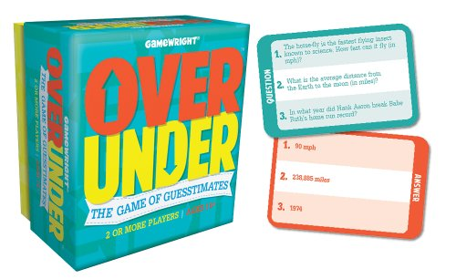Over/Under - The Game of Guesstimates