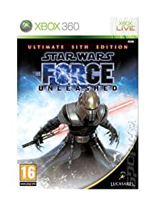 Star Wars: Force Unleashed - The Ultimate Sith (Xbox 360)