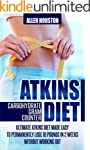 ATKINS DIET CARBOHYDRATE GRAM COUNTER...