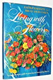img - for Harazty Living with Flowers book / textbook / text book