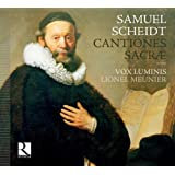Samuel Scheidt: Cantiones Sacrae