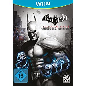 Wii U - Batman: Arkham City - Armoured Edition
