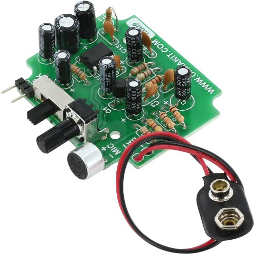 Canakit Uk009 - Electret Microphone Amplifier (Assembled Module)
